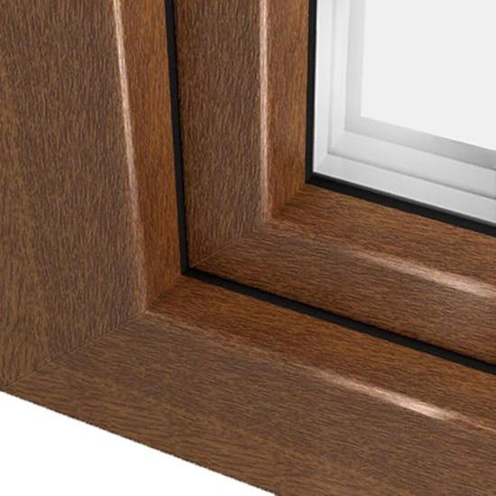 Fen tre pvc de couleur prix et conseils pour bien choisir for Pvc couleur bois