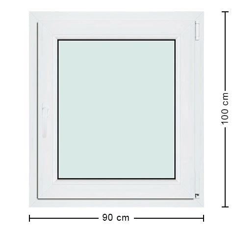 Dimensions fen tre pvc d couvrez les tailles les plus for Fenetre pvc grande taille