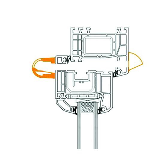 Ventilation autor glable fen tre pour ventiler sa maison - Grille de ventilation hygroreglable ...
