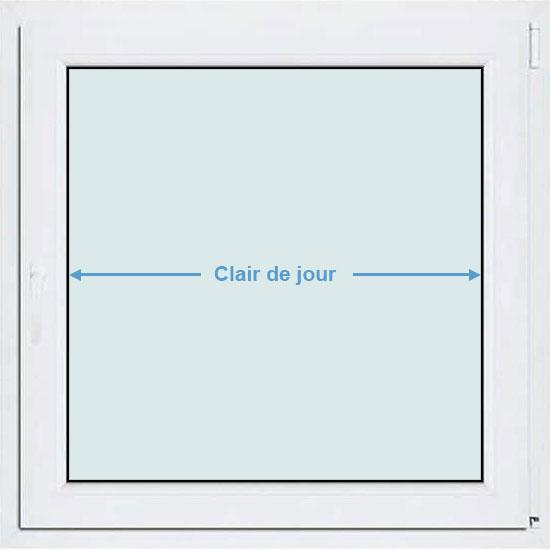 Clair De Jour Définition : Une Surface Vitrée Plus Grande !