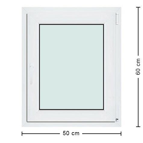fen tre 50x60 petite fen tre pvc rectangulaire pas ch re ForFenetre Pvc 50 X 60