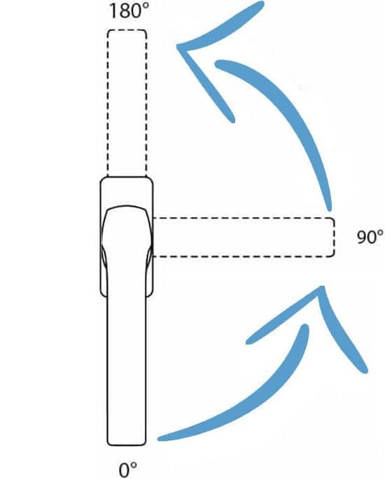 Fenêtres PVC avec système d'ouverture