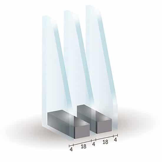 Vitrage warm edge intercalaire warm edge bord chaud for Fenetre 123
