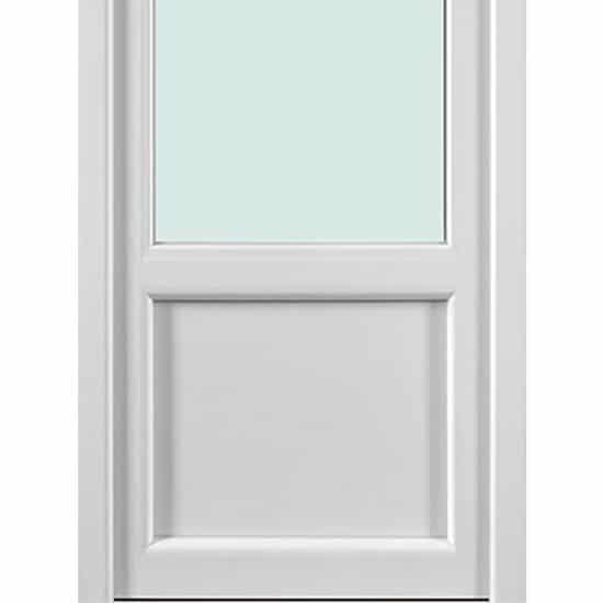 Portes fenêtres PVC avec soubassement plein